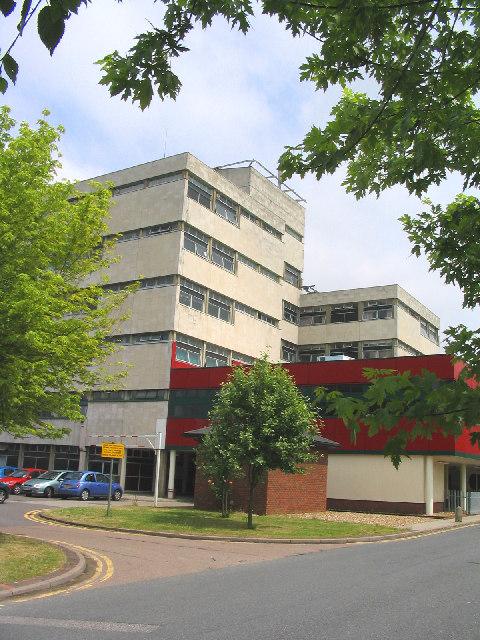 Harold Wood Hospital, Harold Wood, Essex