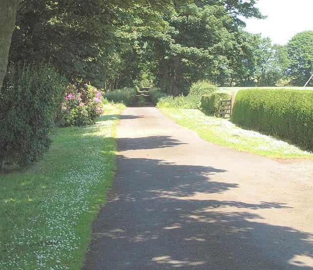 Lord Derby's Footpath