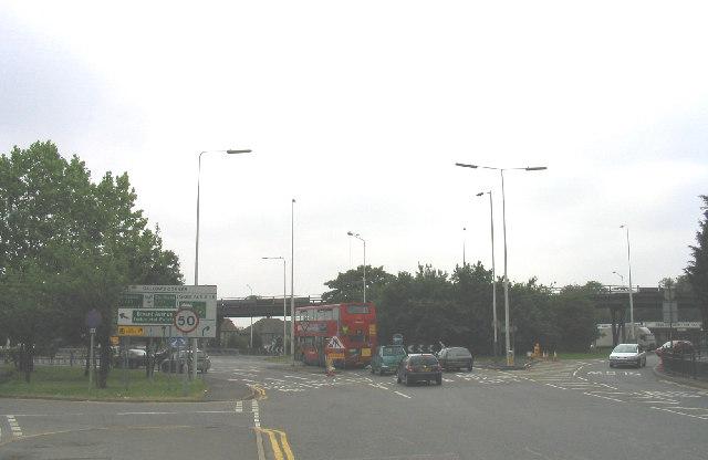 Gallows Corner, Romford, Essex
