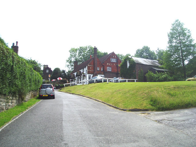 The Red Lion at Turners Hill