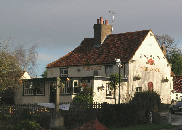 'The Cock' Public House, Great Parndon, Harlow, Essex
