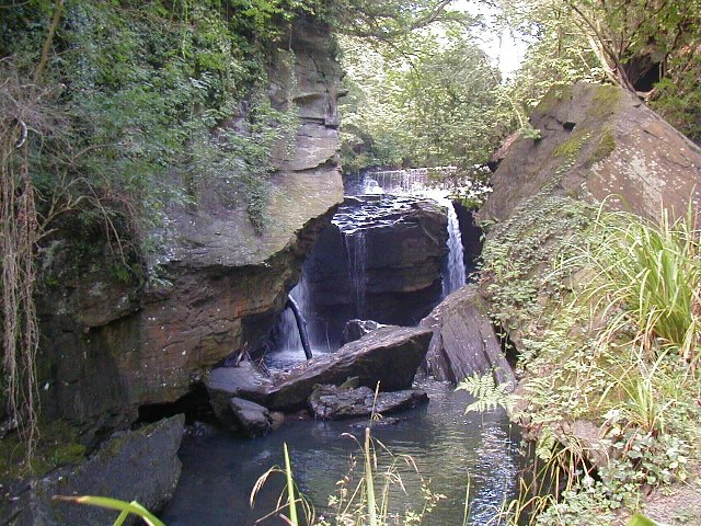 Aberdulais Falls