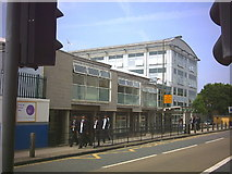 TQ2772 : Ernest Bevin School, Beechcroft Road, Tooting. by Noel Foster