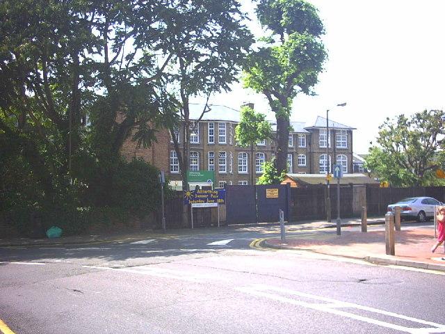 Allfarthing Primary School, St. Ann's Crescent, Wandsworth.