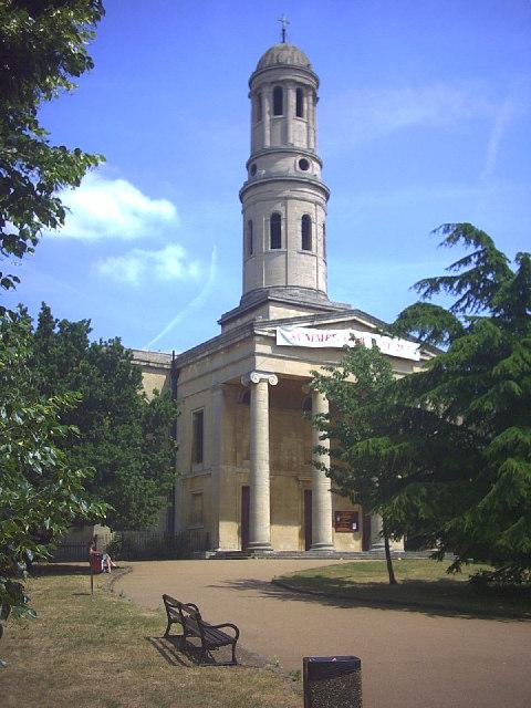 St. Anne's Church, St. Ann's Crescent, Wandsworth.