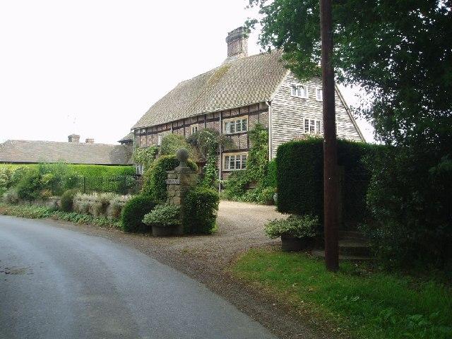 Town Place near Freshfield Crossways