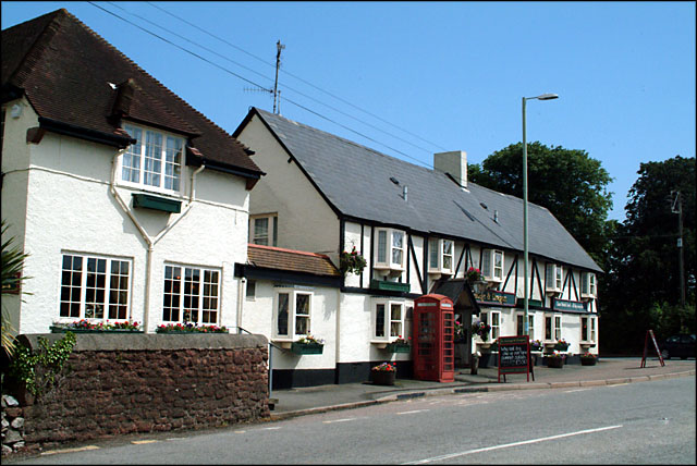 George & Dragon, Clyst St. George
