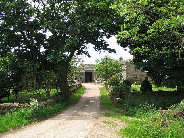Skell Gill Farm