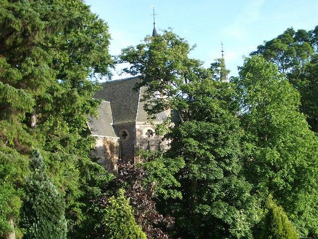 St. Mary's Monastery, Kinnoull