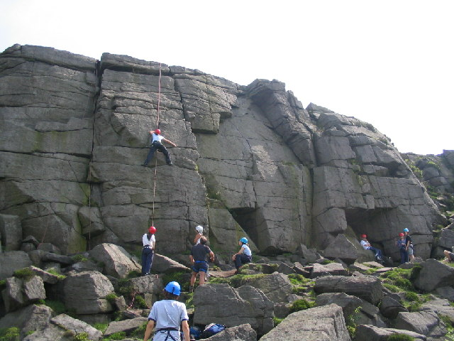 Crows Chin Stanage