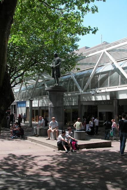 Statue of Isambard Kingdom Brunel