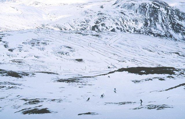 Glenshee ski area