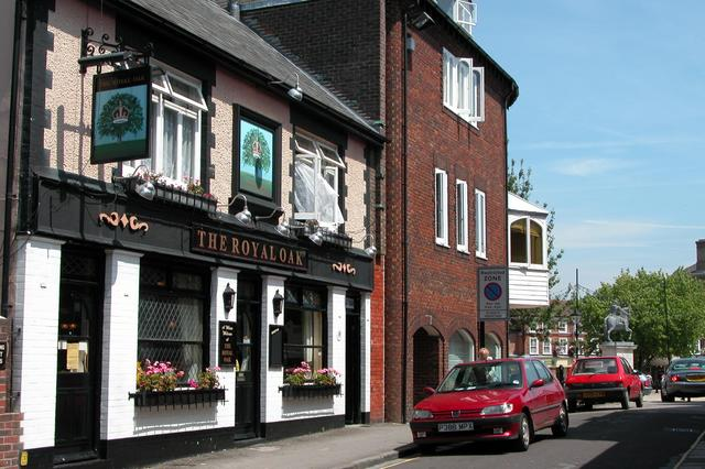 The Royal Oak, Sheep Street.