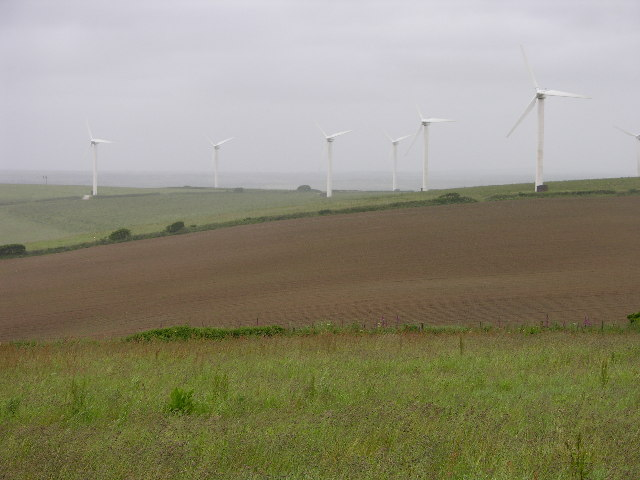 Carland Cross Wind Farm