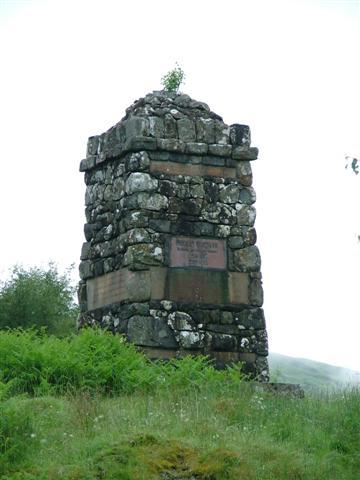 Strathcoil Monument
