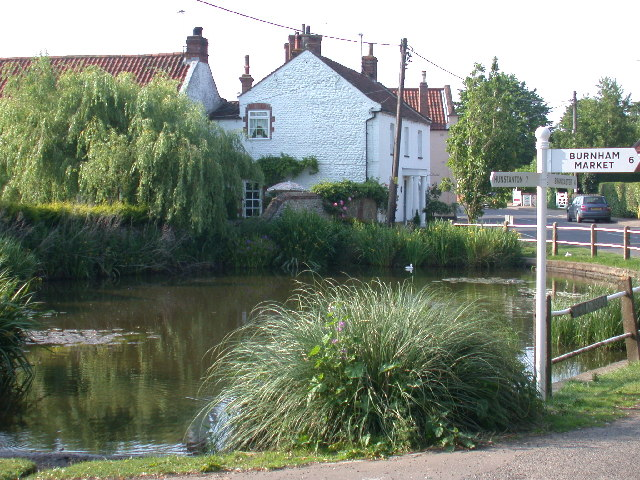 Docking Village Pond