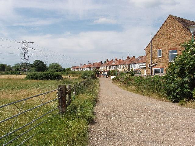 Knighton Way, New Denham