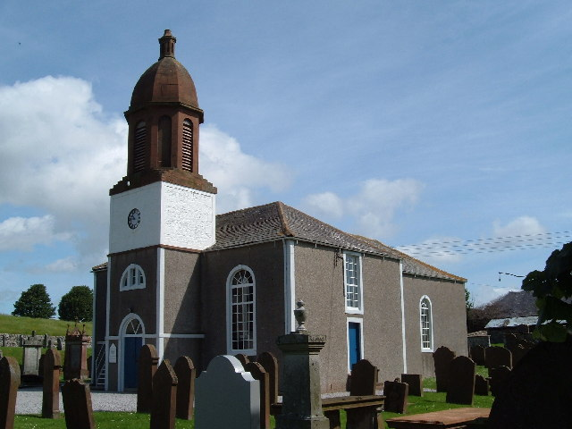 Kirkbean Church