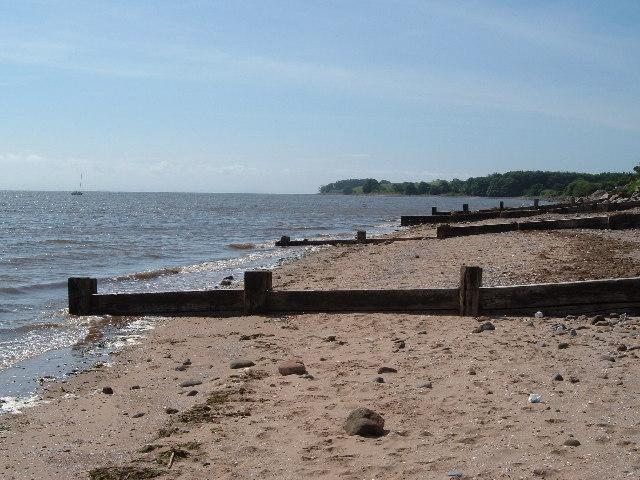 Carsethorne Beach