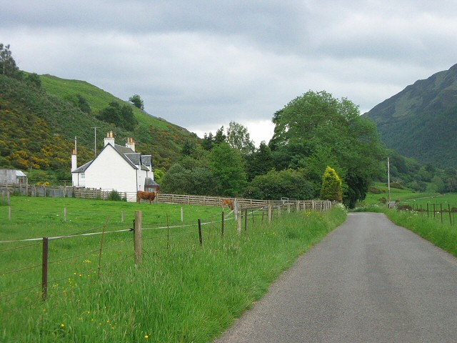 Glen Lyon cottage