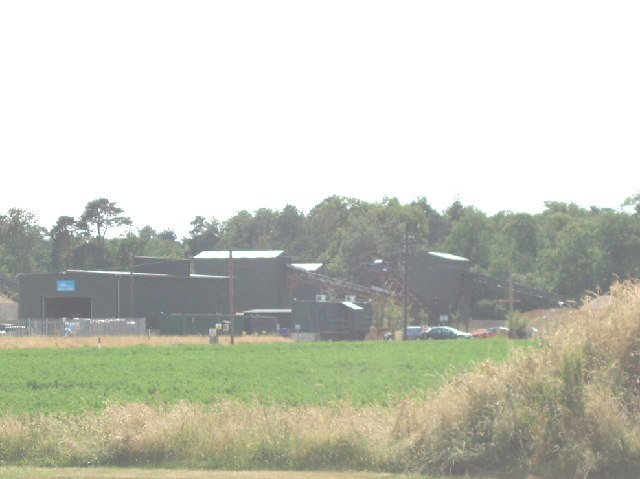 Park Lodge Quarry, Iver Heath