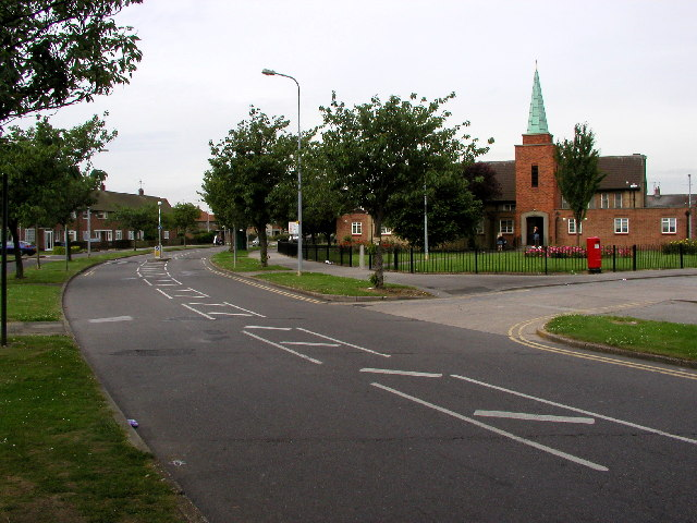 Annandale Road, Greatfield Estate