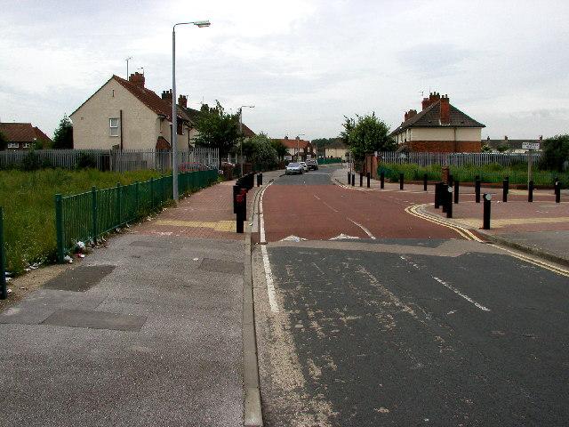 Lingdale Road, Greatfield Estate