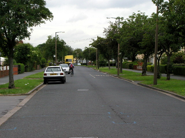 Bellfield Avenue, Hull near to Holderness High Road
