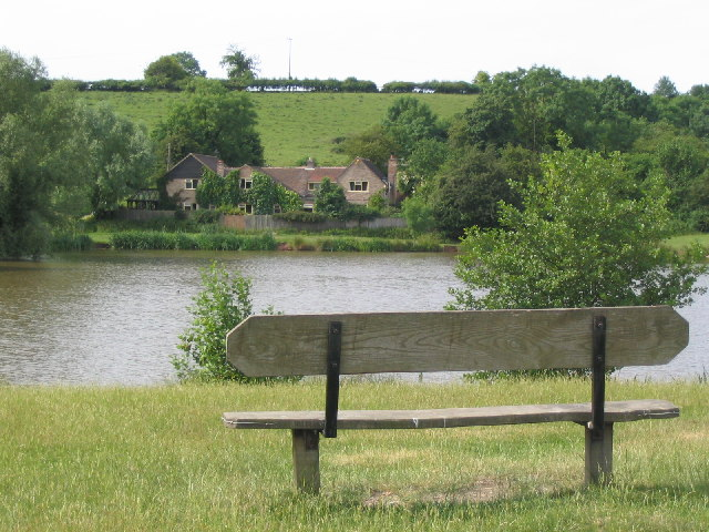 The Millpond, Golden Valley, Castlemorton