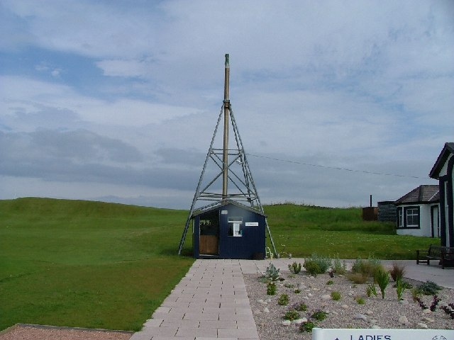 Elie Golf Course Starter Hut