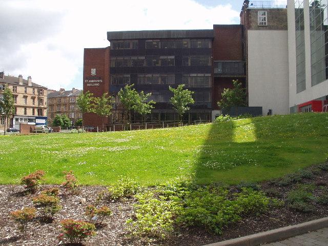 St Andrews Building, Glasgow University
