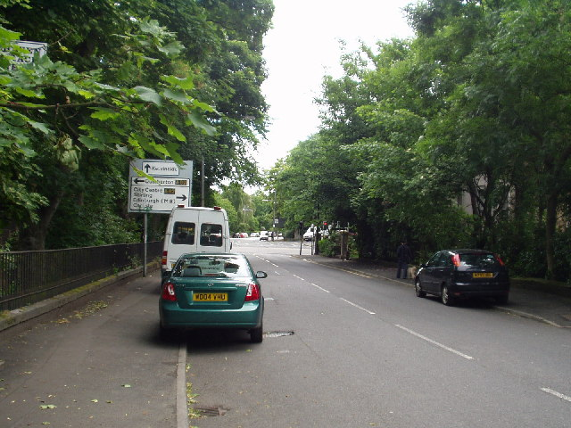 Road junction, Dowanhill