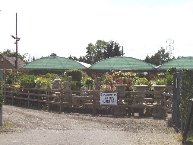 Garden Centre, Oxford Road, New Denham