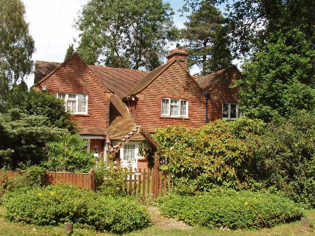 House near Dromenagh, New Denham