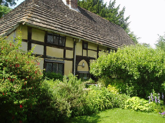 Priest House at West Hoathly