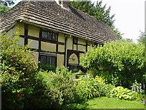TQ3632 : Priest House at West Hoathly by Nigel Freeman