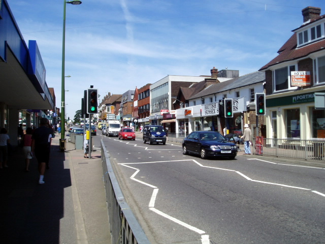 Haywards Heath - South Road