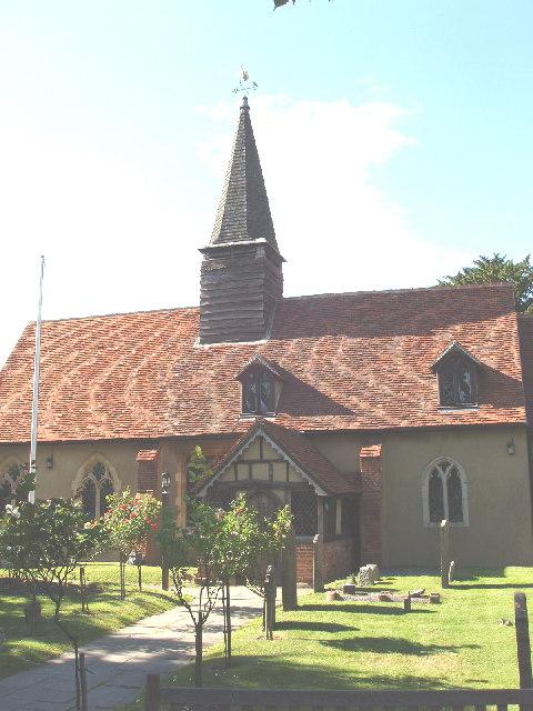 St Giles Church, Ickenham
