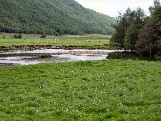 Glen Lyon east of Innerwick