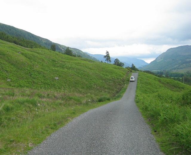 Glen Lyon road
