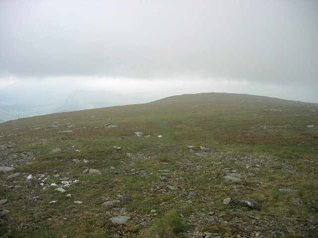 SSW ridge of Cam Chreag