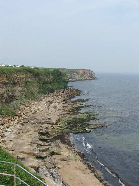 Coastal Cliffs Old Hartley