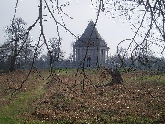 Cobham mausoleum