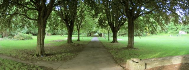 Betws Park, near Ammanford