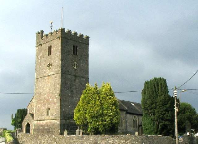 Llandybie Church