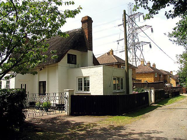 Pickets Lane near Basildon