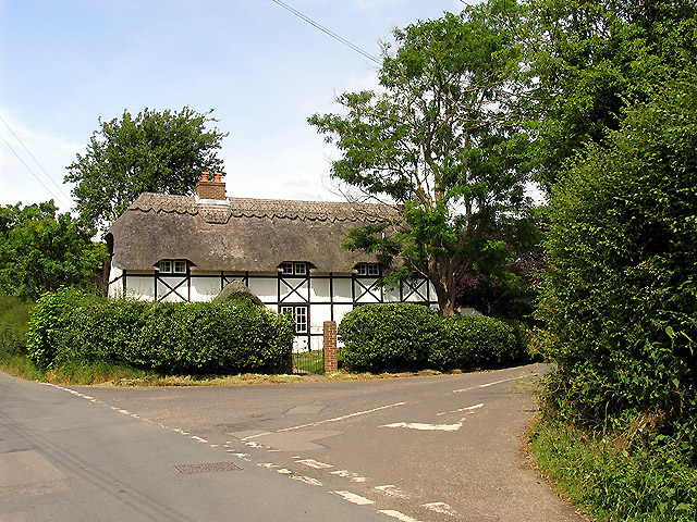 Thatched Cottage near Upper Basildon