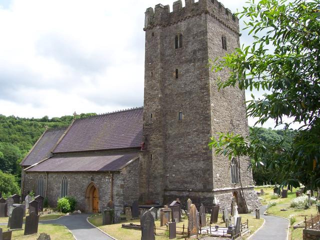 St Tysul Church, Llandysul