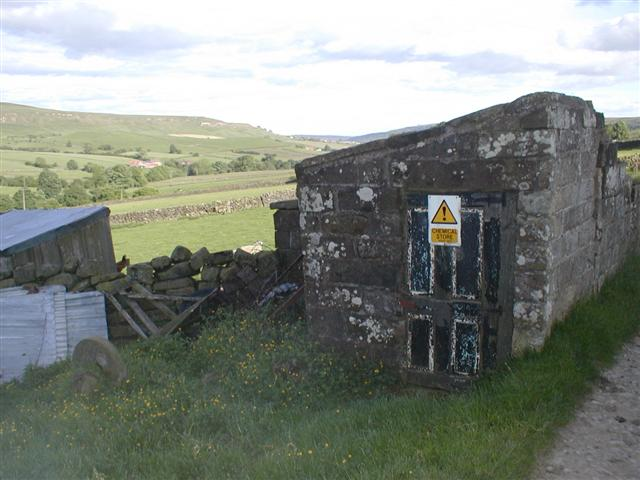 Farm Building, Overend Farm