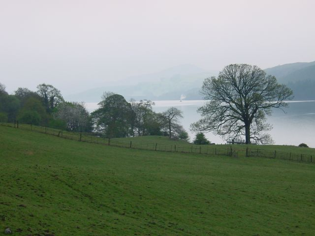 Coniston Water from Thurston